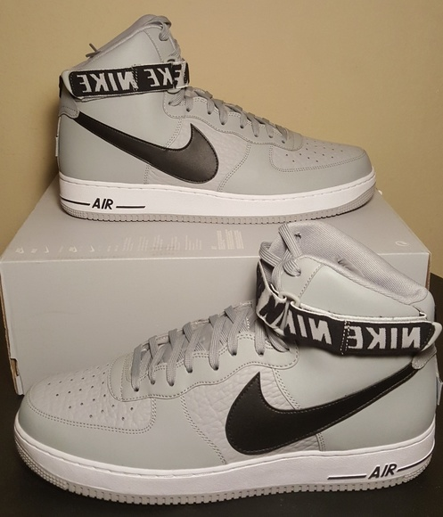 701a5111be6431 NEW Nike Air Force 1 High  07 NBA Pack Men s Sz 15